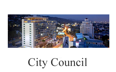 City Council Information/News